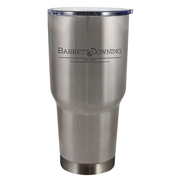 BOSS STAINLESS - Boss Tumbler 30 oz. Silver