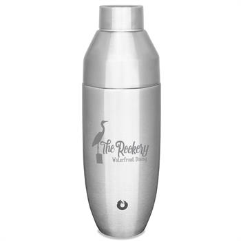 C90024-01 - Cocktail Shaker 24 oz Stainless