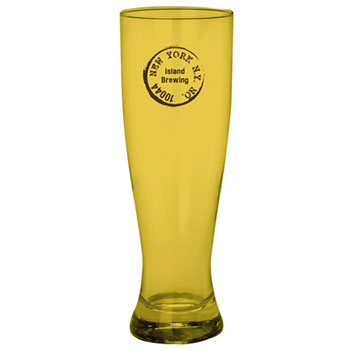 CPILS13 - Cathedral Glass Grand Pilsner Citrine