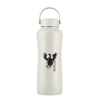 DB-40-PRL - DYLN Insulated Bottle 40 oz Pearl