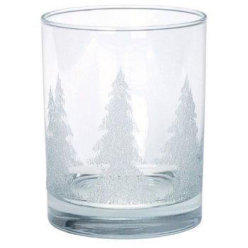 IDS71 - Executive Tumbler Stock Iced Tree Design