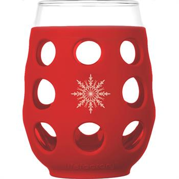 LF320411C4 - Wine Glass 17 oz. Cardinal