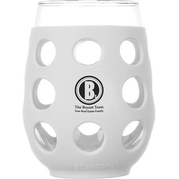 LF320412C4 - Wine Glass 17 oz. Optic White