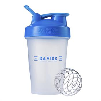 NB2029 - BlenderBottle® Classic™ - 20 oz. - Clear/Blue