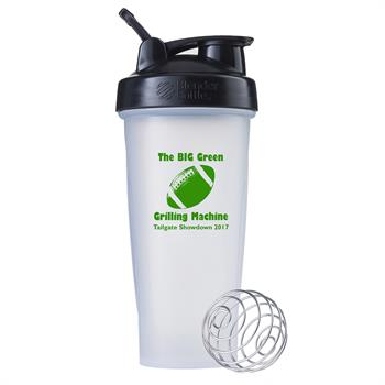 NB288 - BlenderBottle® Classic™ - 28 oz. - Clear/Black