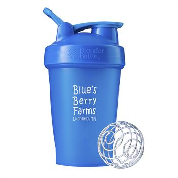 NCB2029 - BlenderBottle® Classic™ - 20 oz. - Blue/Blue