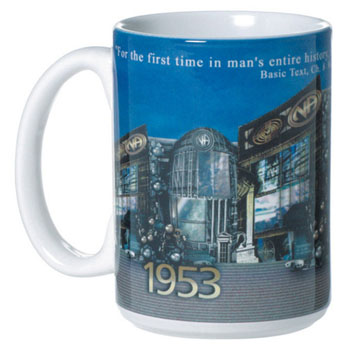 SM302-SUB - El Grande Mug 15 oz. White Sublimation