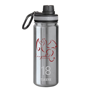 THERMO18ST - 18 oz. Takeya® Thermoflask Steel