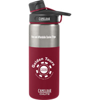 Chute™ Vacuum Insulated Stainless 20 oz. Brick