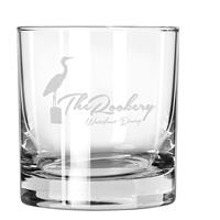 Clear Glass Executive Tumbler