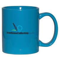 A4926-Anchor Mug 11 oz. Aqua