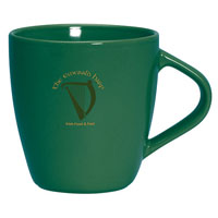 BZ04-Green Ceramic Zoro Mug