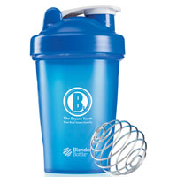 BlenderBottle® Classic™ - 20 oz. - Blue/Blue
