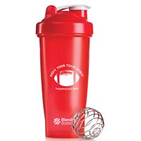 BlenderBottle Classic 28 oz Red/Red