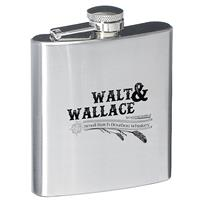 Flask 6 oz. Stainless