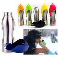 K9 Large Dog Water Bottle and Travel Bowl