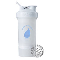 BlenderBottle® ProStak™ - White/White