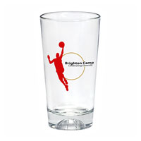SBP02-Basketball Bottom Glassware Sportswear Cooler