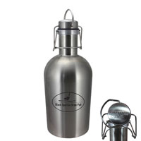 SG64-Stainless Steel Growler