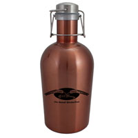 SG64C-Copper Stainless Steel Growler