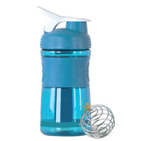 BlenderBottle® SportMixer™ – 20 oz. – Aqua