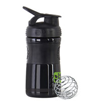 BlenderBottle® SportMixer™ – 20 oz. – Black