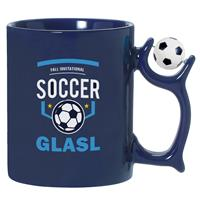 Spinner™ Mug 12 oz Blue