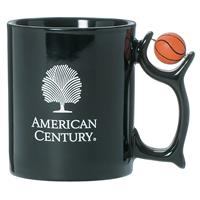 Spinner™ Mug 12 oz Black