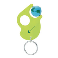 Spinner Keychain™ Translucent Green