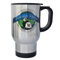 Stainless Double Wall Travel Mug