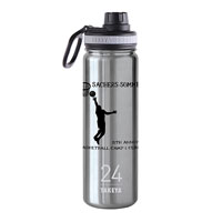 THERMO24ST-Takeya® Thermoflask 24 oz. Stainless