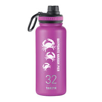 THERMO32OR-Takeya® Thermoflask 32 oz. Orchid