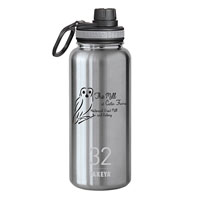 THERMO32ST-Takeya® Thermoflask 32 oz. Stainless